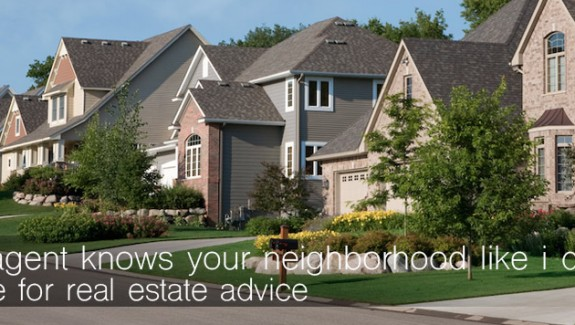 No agent knows your neighborhood like I do - Aga Kretowski - your trusted real estate broker - (847) 912-6058