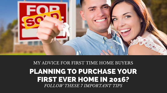 Planning to purchase your first ever home in 2016? - Here's my Top 7 Tips for First Time Home Buyers in Greater Chicago Area - Aga Kretowski - Your Local Realtor